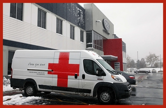 Orbus Partners With American Red Cross For Blood Drive