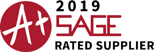 2019 Sage A Rated Supplier
