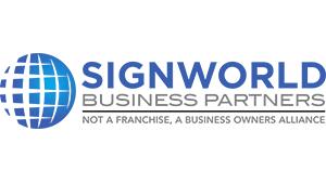 Signworld logo