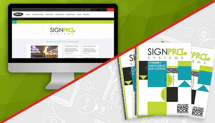 SignPro Systems Website