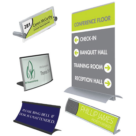 wayfinding sample kit