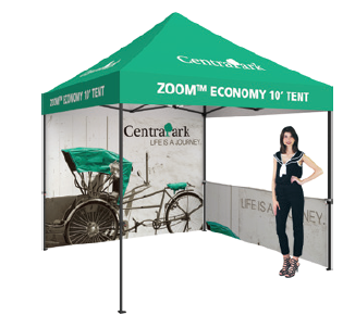 New Product 10 Tent 2018