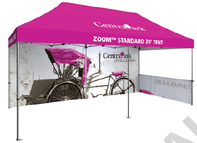 New Product 20 Tent 2018