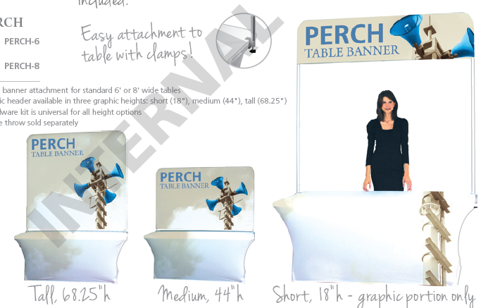 New Product Perch 2018