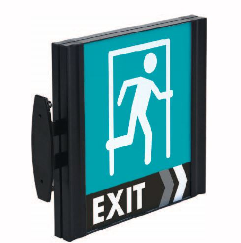 New wayfinding sign system by orbus
