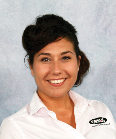 Cassandra Chiodo, Promotional Services Manager