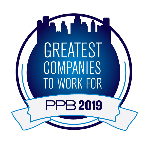 PPB Greatest Companies to Work For 2019
