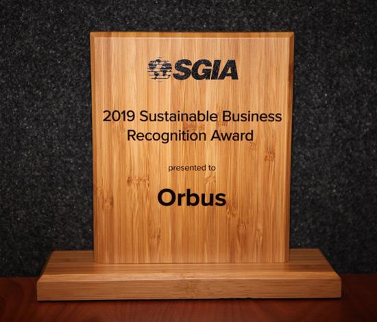 SGIA Award 2019