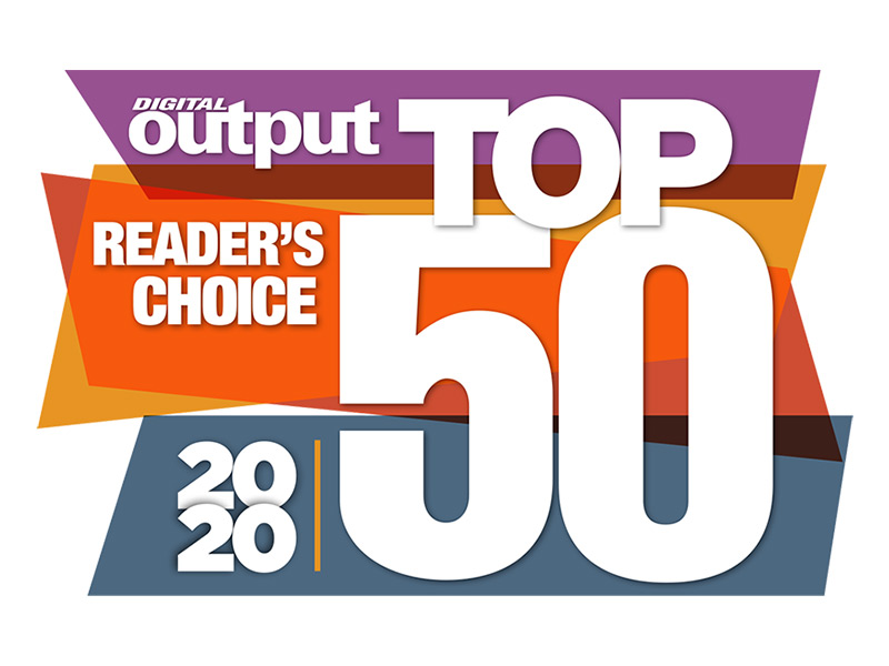 Orbus 2020 Digital Output Reader's Choice Top 50