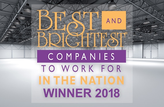 ORBUS NAMED 2018 NATIONAL BEST AND BRIGHTEST COMPANY TO WORK FOR